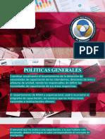Politicas de La Superintendencia Del Sistema Financiero