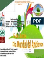 Afiche Dia Del Ambiente
