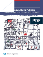 Pensar la Cultura Pública