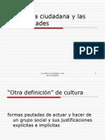 La Cultura Ciudadana y Las Universidades (1)