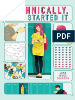 Technically, You Started It Excerpt