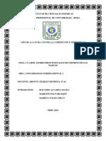 Analisis de Presupuesto Gubernamental