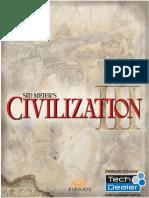 Manual Civilization III BR