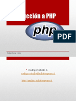 Intro Leng Php
