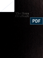 The Hoya Handbook