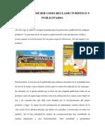 EL USO DE LA MUJER COMO RECLAMO TURÍSTICO Y PUBLICITARIO