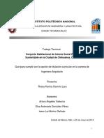 Conjunto Habitacional de Interés Social Progresivo Sustentable en La Ciudad de Chihuahua, Chihuahua