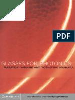 Yamane M., Asahara Y.-glasses for Photonics-CUP (2000)