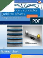 Conceptos Jurídicos y Regimenes Aduaneros