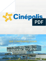 6. Mariana Ruiz - Cinepolis