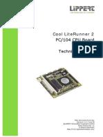 Cool Literunner PC104 SBC