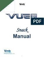 Manual Snack 2010 SandenVendo 2 - SPANISH