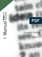 Manual SEPAR 33 de Ecografía Torácica Vol. 2 (3)