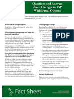 TSP Modernization Fact Sheet - May 30, 2019