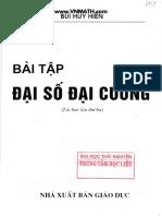 Bai Tap Dai So Dai Cuong