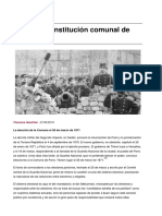 W. Benjamin - Sobre El Concepto de Historia