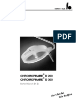 Foco - Berchtold Chromophare D200 - Service Manual