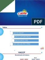 capacitacion HACCP