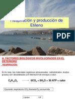 Clase 2-Respiración y Etileno