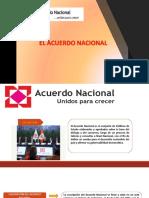 Acuerdo Nacional Exposicion Planeamiento Estrategico