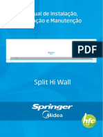 Manual 1c434 256.09.072 IOM SHW Springer Midea F 03 18 View