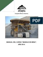 Manual Del Programa Manejo en Mina 2014