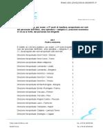 Concorso Pubblico Esami 37 Posti Ispettore Aeroportuale ENAC