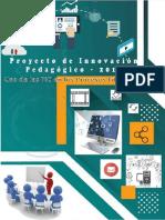 PROYECTO DE INNOVACIÓN PEDAGÓGICA 2019