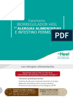 Alergias Alimentarias e Intestino Permeable