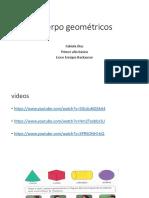 Cuerpo Geométricos