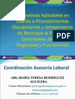 Aseroria Laboral Normativas Aplicables a Trabajadores Del I
