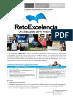 Dossier Reto Excelencia 2019