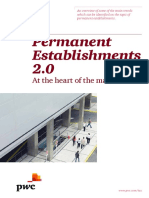 Pwc Permanent Establishments at the Heart of the Matter Final