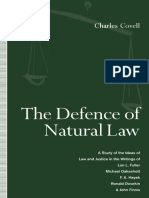 The Defence of Natural Law_ A Study of the Ideas of Law and Justice in the Writings of Lon L. Fuller, Michael Oakeshot, F. A. Hayek, Ronald Dworkin and John Finnis ( PDFDrive.com ).pdf