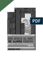 Ese Jesús Al Que Se Llama Cristo _ Jacques Loew