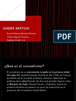 Andre Breton Espñ