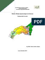 Cuenca Lurin Informacion