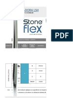 Calculadora Stone Flex