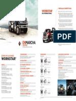 International Workstar Especificaciones 2017