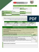 Ficha Del Monitoreo y Acompañamiento Del Desempeño Docente Actualizada