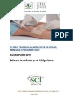 Anatomia y Localizacion curaciones avanzadas