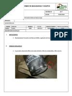 Informe de Mantenimiento Preventivo Minivan Livigui