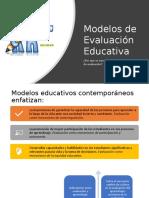 tema 2 modelos de evaluaci n educativa