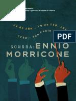 Sonora Ennio Morricone
