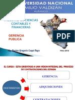 Gerencia Publica Contrat