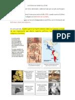 La Colonia en América y Chile