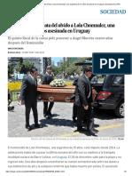 Una Detención Rescata Del Olvido a Lola Chomnalez, Una Argentina de 15 Años Asesinada en Uruguay _ Sociedad _ EL PAÍS