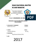 Calculo de Indicadores Financieros Volcan y Milpo Buenaventura