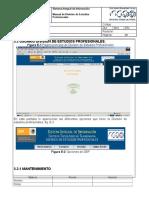 Manual de Division de Estudios Profesionales sii