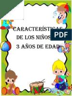 Características de Los Niños De